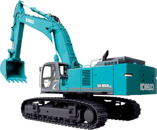 HEAVY DUTY SK850LC EXCAVATOR | Excavators | Earthmoving Equipment