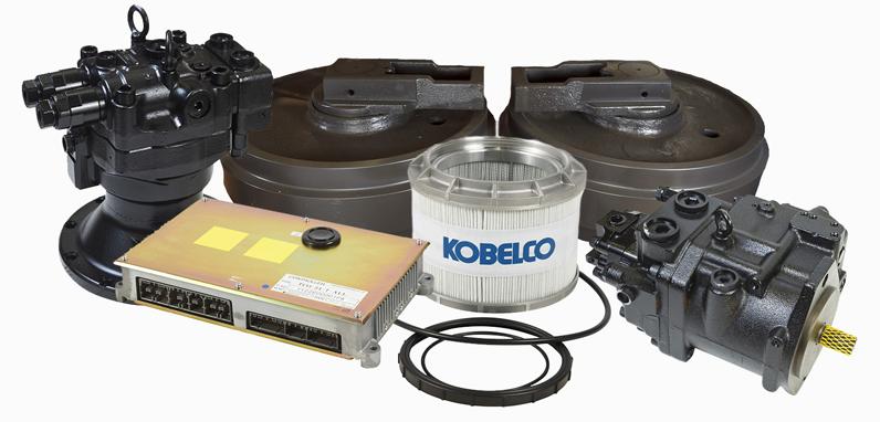 Kobelco Parts | Genuine Kobelco Excavator Parts