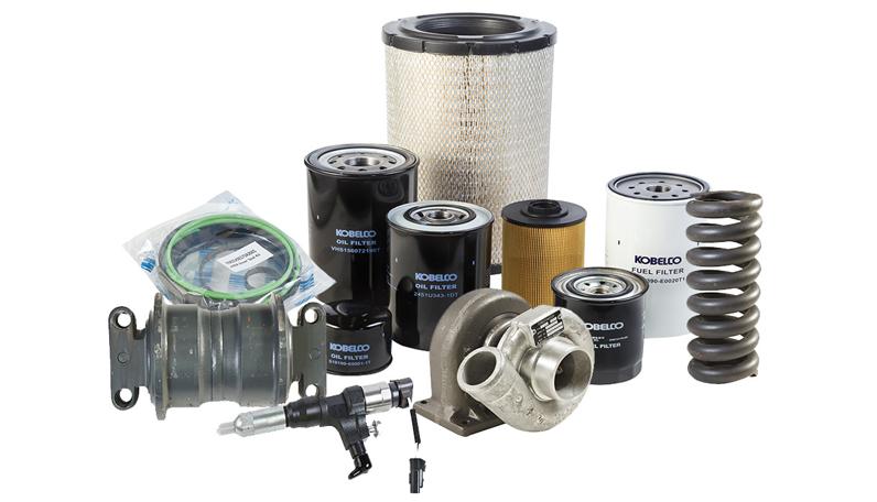 Kobelco Second Genuine Parts (K2GP)