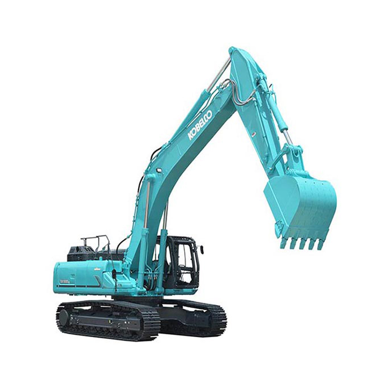 Kobelco produces some of the most efficient, safe and comfortable large excavators for sale in Australia