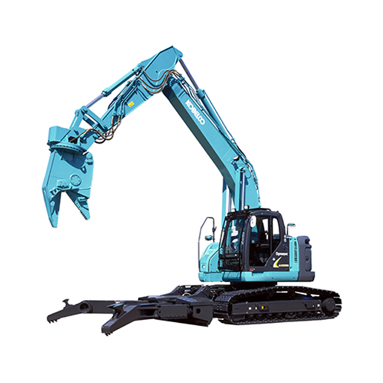 Kobelco produces some of the most efficient, safe and comfortable multi-dismantling excavators for sale in Australia
