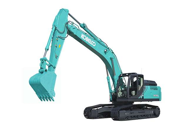 Sturdy 30 Tonne Kobelco Excavator Exemplifies Efficiency