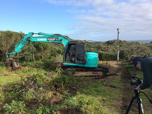 Anthony Ring Excavations only considers Kobelco