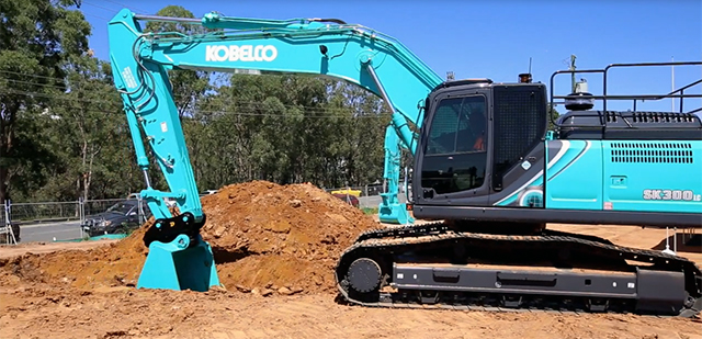Test Drive by Earthmoving Equipment Review