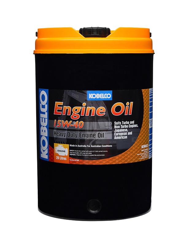Kobelco Genuine Engine Oil