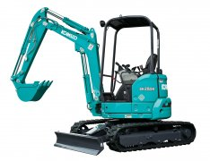 Kobelco produces some of the most efficient, safe and comfortable mini excavators for sale in Australia